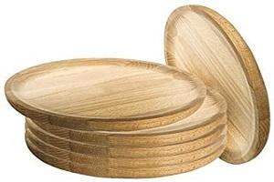 platos de madera para pulpo