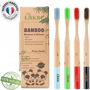 cepillo de dientes bambu biodegradable