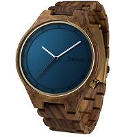 reloj de madera natural hombre